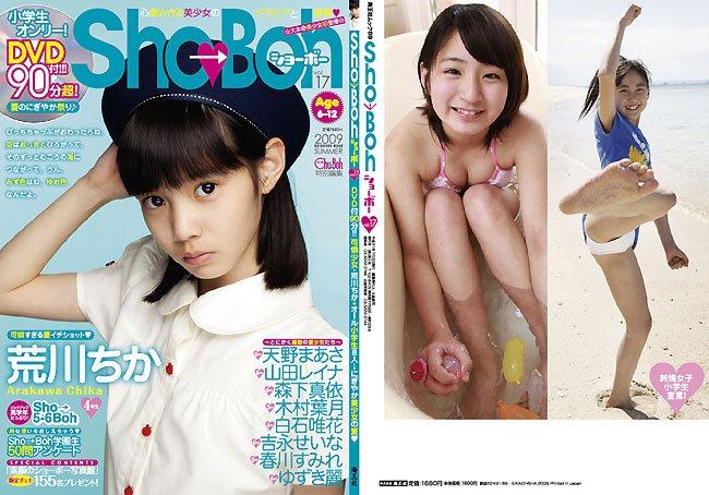 Shoboh Vol. 17